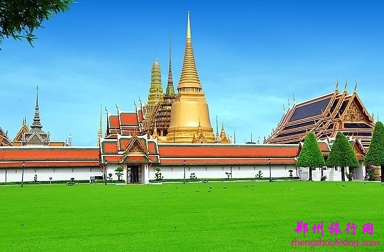 泰国包机5晚7天之旅