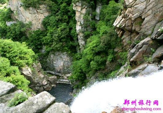 鲁山县龙潭峡景区简介,龙潭峡在那?龙潭峡门票多少
