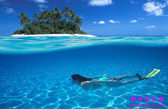马尔代夫双鱼岛四晚六天