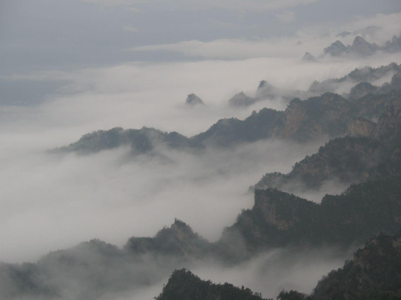 少林寺+龙门一日游