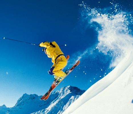 嵩山滑雪+卢崖瀑布一日游