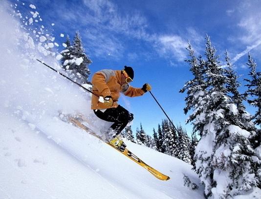 伏牛山滑雪二日游(休闲游)