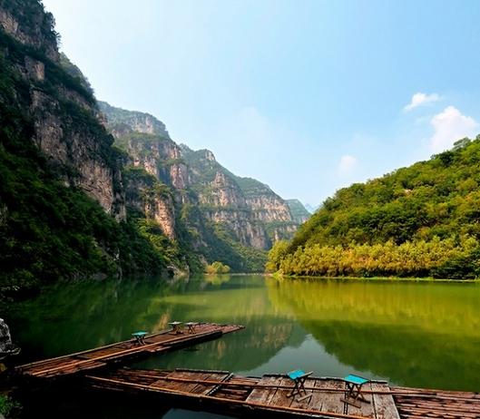 青天河一日游,郑州到青天河一日游