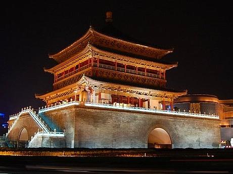 明城墙、兵马俑、华山高铁四日游