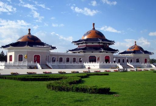 郑州到内蒙古双卧七日游