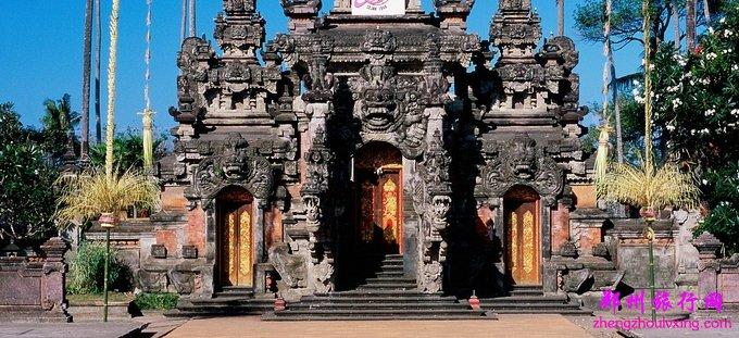 郑州到巴厘岛浪漫7日游