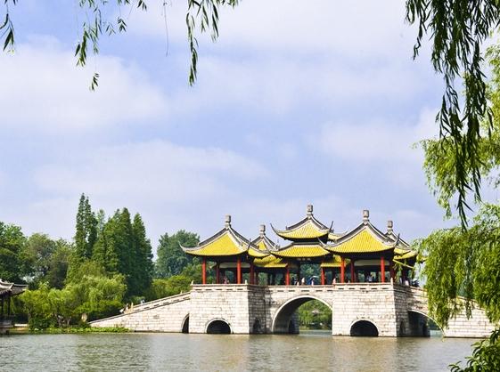 华五+瘦西湖七日游