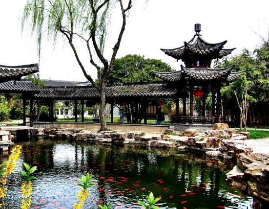 南京扬州泰州南通常熟6日游