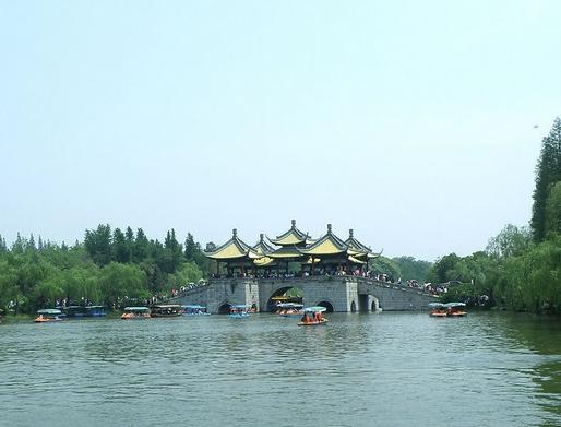 南京、扬州、镇江双卧五日游
