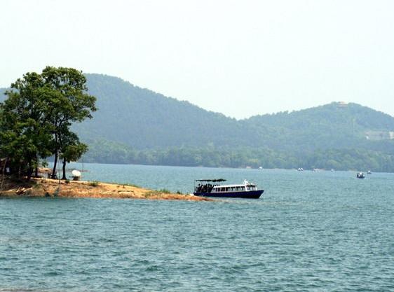 南湾湖,嵖岈山二日游