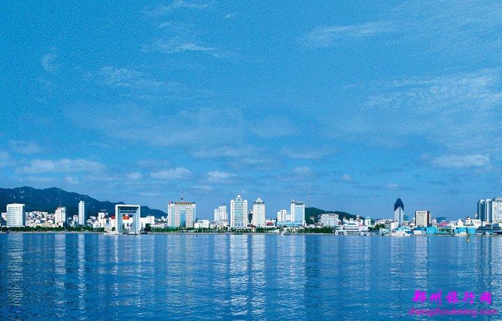 威海城区风景图片