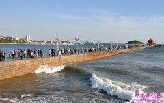 青岛、 蓬莱、威海、大连旅顺、金石滩双卧八日游