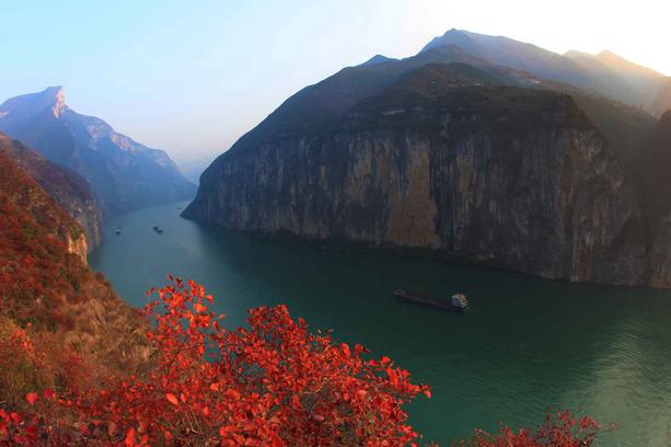 三峡人家、长江三峡、重庆快捷双卧5日游