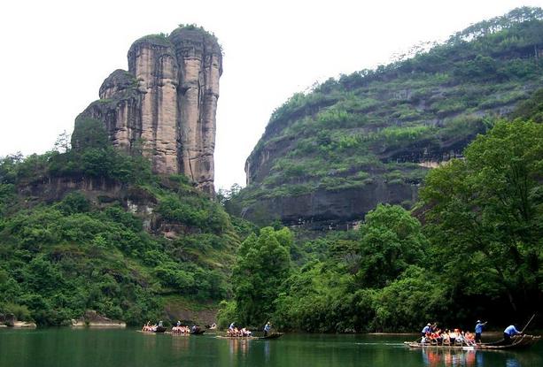 长江三峡(大三峡)、神农架、三峡人家双卧5日