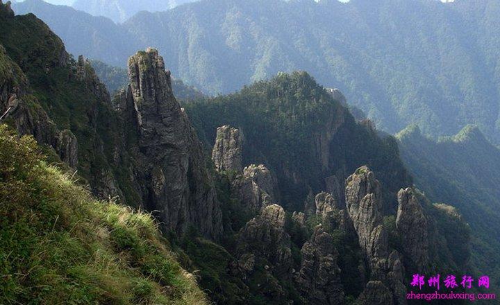 长江三峡(大三峡),神农架,三峡人家双卧5日
