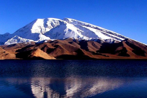 天山天池、吐鲁番、喀什老城、香妃墓、卡拉库里湖双