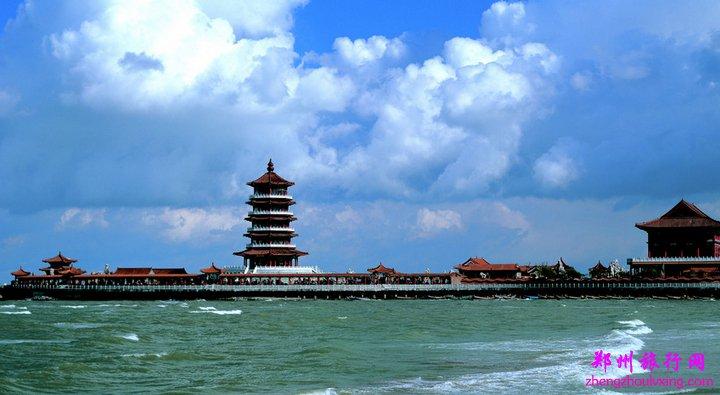 蓬莱烟台威海自由行两日游