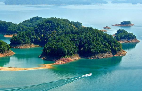 千岛湖门票,千岛湖简介,千岛湖在那?