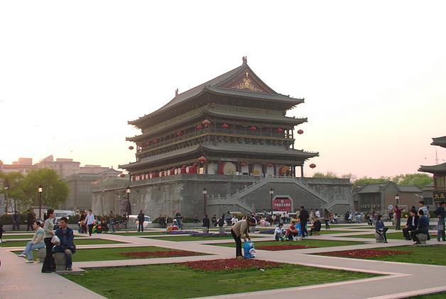 明城墙、兵马俑、乾陵、华山双座五日游