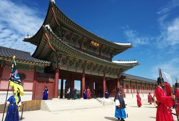 韩国邮轮8日至尊之旅