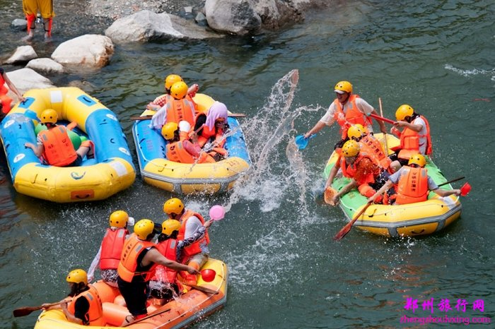 宝天曼加宝天曼峡谷漂流两日游