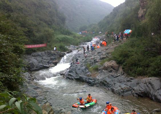 豫西大峡谷漂流+双龙湾两日游