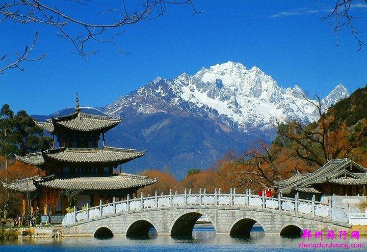 玉龙雪山景区简介,玉龙雪山门票,玉龙雪山在哪?