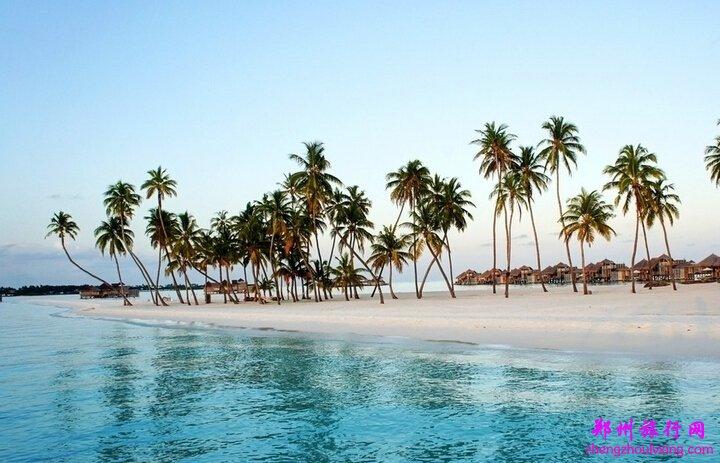 马尔代夫月桂岛五天四晚