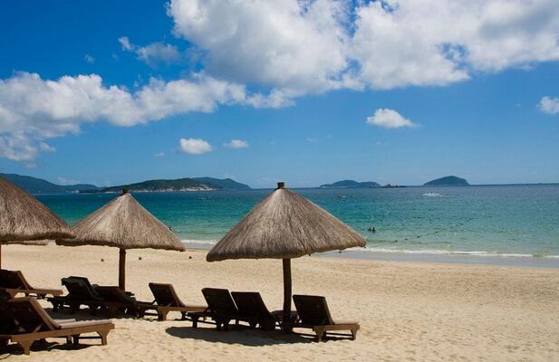 快乐海南-海口进出阳光双岛