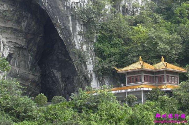 河南正阳附近风景区