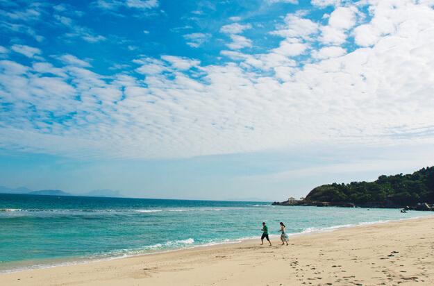 海口非常阳光5天4晚游(海口往返)