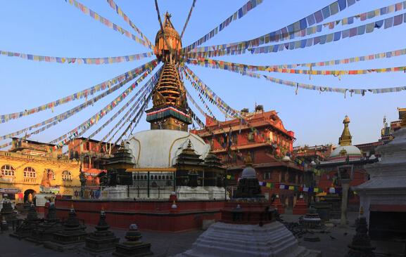 尼泊尔+不丹全景之旅8晚8天