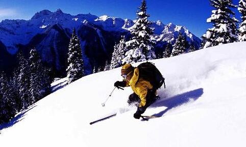 伏牛山滑雪两日游