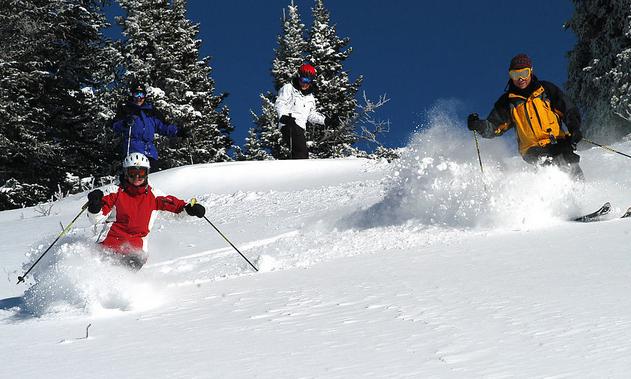 尧山滑雪乐园+福泉温泉二日游