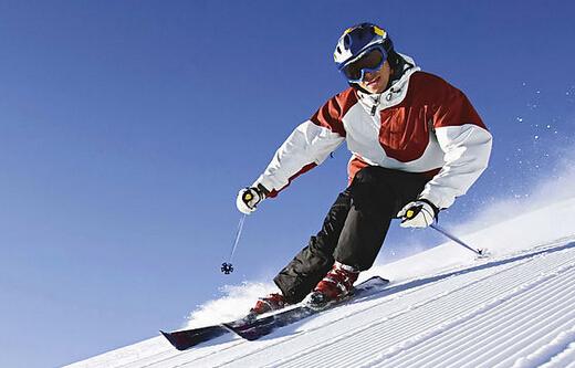 万仙山郭亮滑雪一日游
