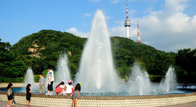 万博app手机版到首尔一地5日游
