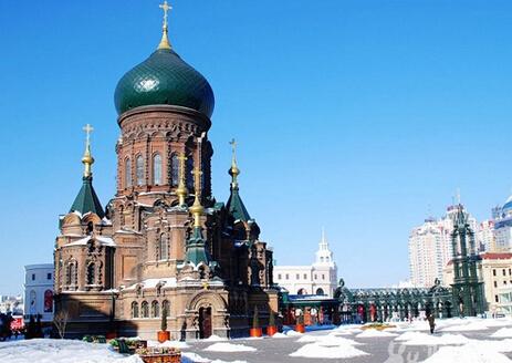 哈尔滨、亚布力滑雪、长春、沈阳7日游