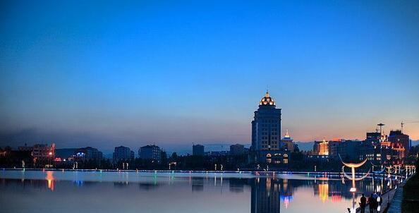 哈尔滨、俄罗斯海参崴-异国情调8日游