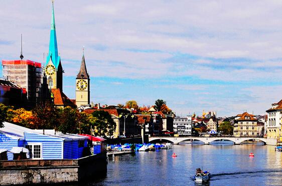 瑞士健康体检之旅
