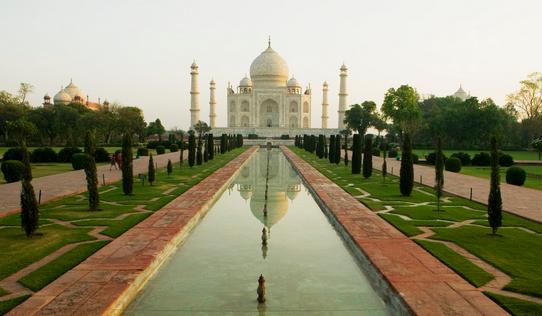 印度金三角6天精华旅行