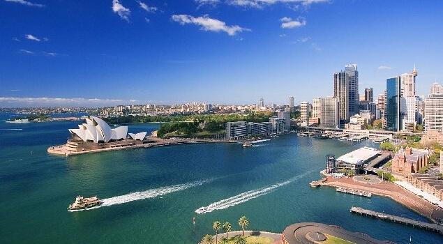 郑州到新西兰,澳大利亚12日游