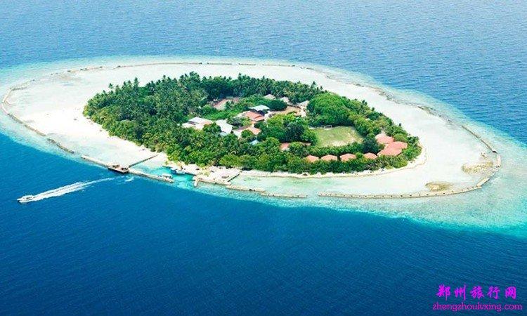 马尔代夫艾拉胡岛 仅需8060人!/Chaaya Reef Ellaid