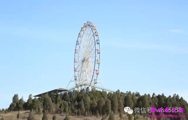 五龙山游乐园