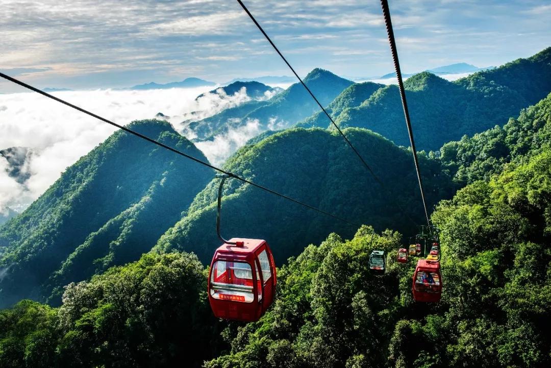 福清云顶旅游风景区