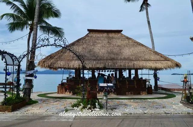 苏梅岛海滩