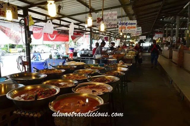 苏梅岛市场
