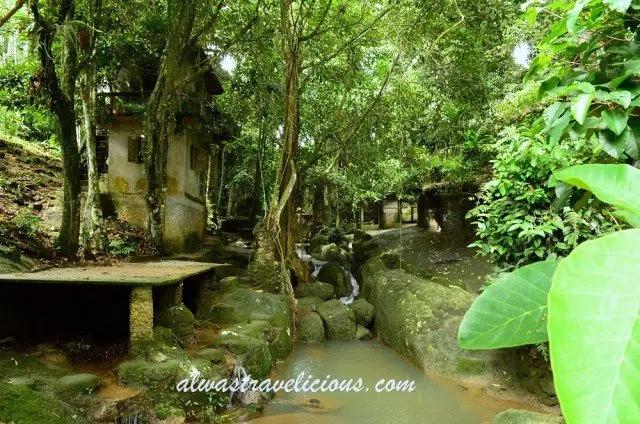 苏梅岛秘密花园