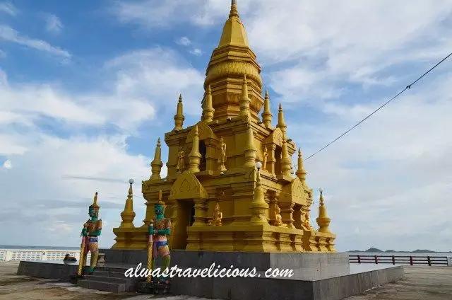 苏梅岛小庙宇